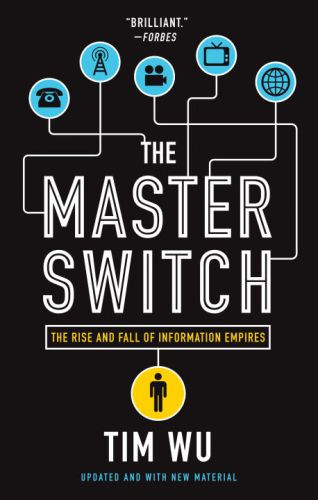 The Master Switch book front cover